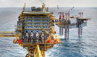 Image Oil Extraction Platform